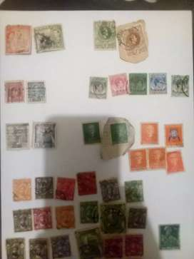 Stamps.