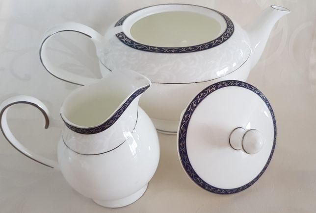 Porcelanowy serwis kawowy 4 os Gdynia - image 7