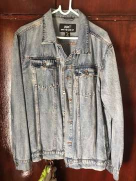 Denim jacket XL mens