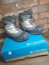 Buty zimowe dziewczęce Columbia Youth Rope Tow rozmiar 38