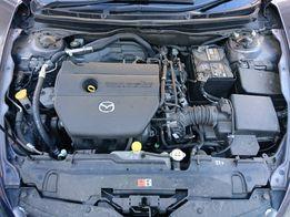 Двигатель (мотор) Mazda разборка