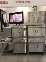 Обучение поваров профессионально готовить на печи Хоспер.Продажа печей