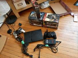 Sony ps2 with 1 free game of your choice R1200