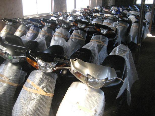 Японские скутера. Без пробега по Украине. Звенигородка - изображение 1