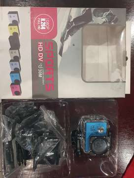 Action camera 1080P Full HD Action Sports Camera With 2.0 Inch Screen