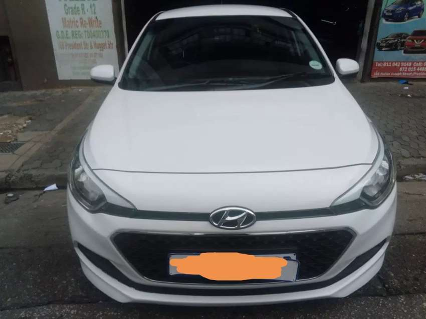 Hyundai i20 1.4 Automatic 2017 for SELL 0