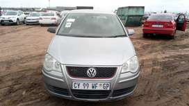 VW POLO 1.9 TDI, 2002 MODEL, SILVER