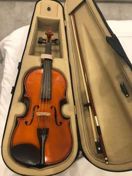 Unused Violin - Max Bruch Make