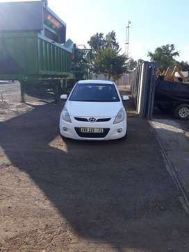 Hyundai I20 available for sale in Bloemfontein.