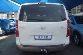 2013 #Hyundai #H1 2.4 Petrol #Manual 90,000km #Crew Bus #Leather Seats