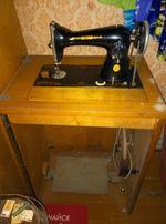 Швейная машинка ПМЗ с тумбой