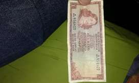 Who is interested in old south african bank notes