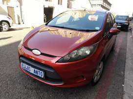 Pre Owned 2009 Ford Fiesta 1.6 Trend