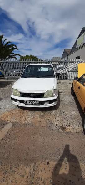 Car in a good condition price negotiable