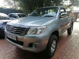 Toyota hilux 2014 3.0 diesel  available for sale