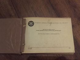 WSK 175 Standard Kobuz Dudek - katalog części