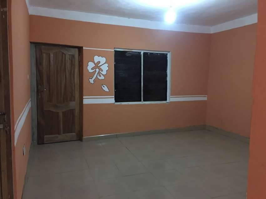 Newly built single room self contain 0