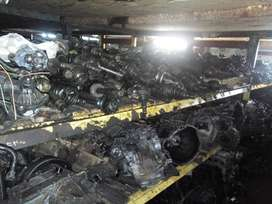 Wide variety of good second hand spares
