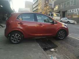 kia picanto  2017 model  at low price
