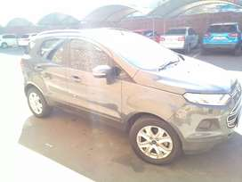 Ford EcoSport Ecoboost Trend