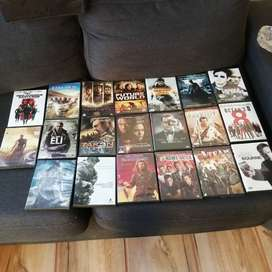 Action Movies DVD'S