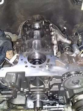 Ford Ranger 2.2 tdci sub assembly