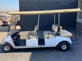 Golf Cart 6 Seater