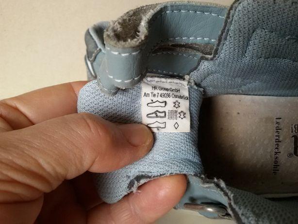 Кожаные ботиночки для малыша Днепр - изображение 7