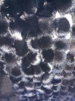 Накидка шарф , натуральный мех (норка)