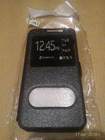 Продам новый чехол-книжку на телефон Samsung j3 (j330) 2017г