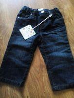 Штани-джинси дитячі нові до 1,5 року