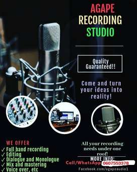 Agape Audio Solutions