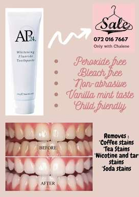 AP24 Teeth whitening toothe paste