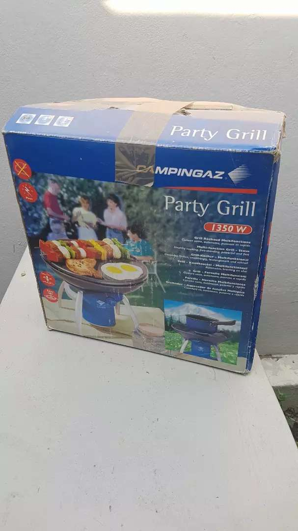 Campingaz Party Grill 0