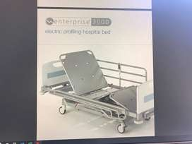 Electric Hospital Bed and accessories