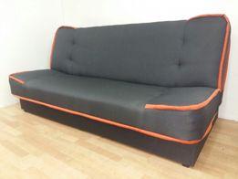 Tapczan sofa kanapa prosto od producenta rozkładana z pojemnikiem