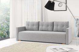 Sofa rozkładana OSLO. SKANDYNAWSKA! Dostawa gratis. Pojemnik!