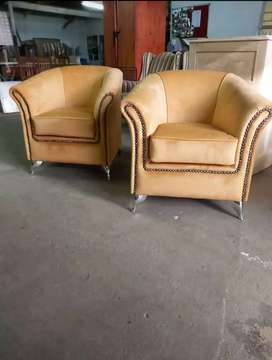 Upholstery factory