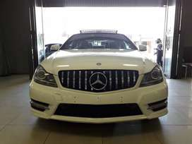 2012 MERCEDES BENZ C250 AMG COUPE