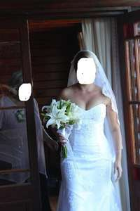 Image of Wedding dress For Sale