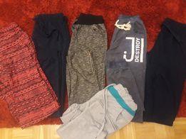 Spodnie wygodne dresy