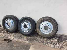 Assorted tyres for sale