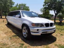 BMW X5 Limousine for sale R285 000