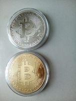 Монета Bitcoin, Биткоин