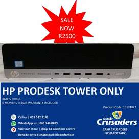 HP PROBOOK TOWER ONLY