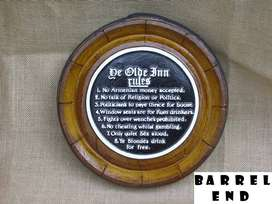 De Olde Inn Rules Barrel Ends. Brand New Products.