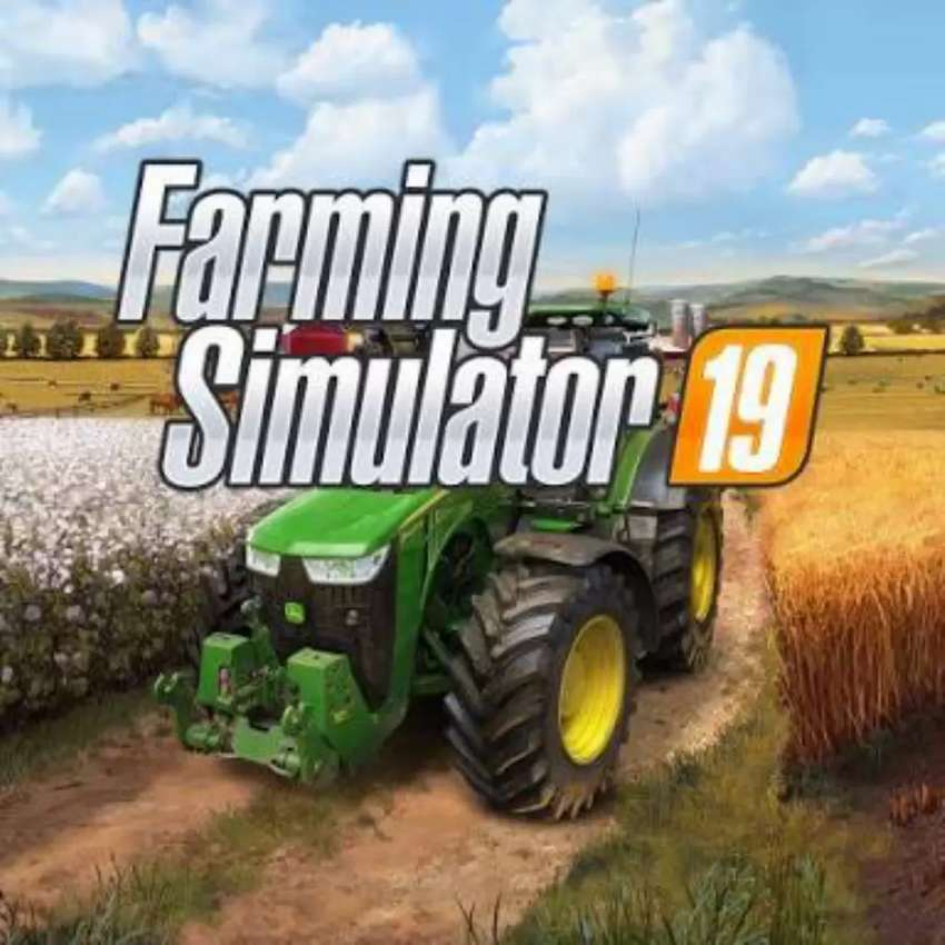Farming simulator 19 0