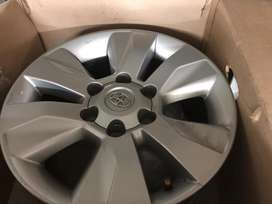 Hilux 2017 mags 17 inch