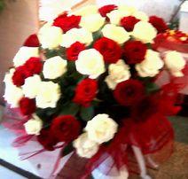 Доставка цветов,шаров,подарков на любое торжество.