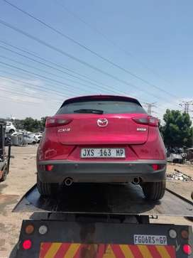 Mazda CX3 2019 model ready for stripping @ sheera auto spares